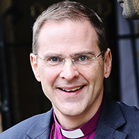 Bishop Toby Howarth